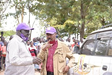 ANT will make West Nile an Industrial Hub − Mugisha Muntu