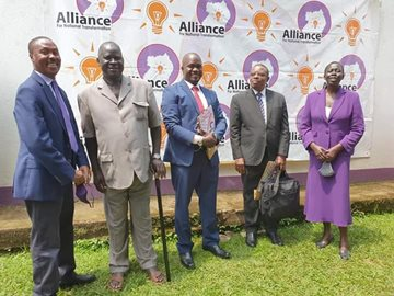 HON WADRI OFFICIALLY JOINS ALLIANCE FOR NATIONAL TRANSFORMATION